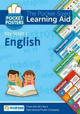 English Key Stage 2 Pocket Posters: The Pocket-Sized Le... by Daydream Education