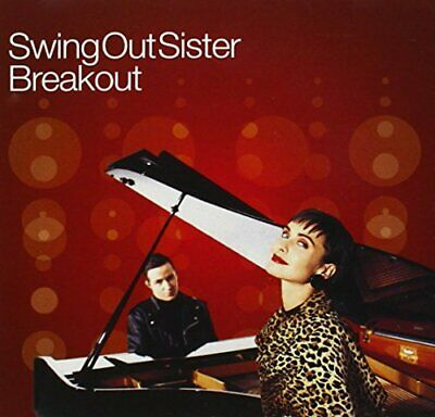 Swing Out Sister - Breakout - Swing Out Sister CD FWVG The Cheap Fast Free Post