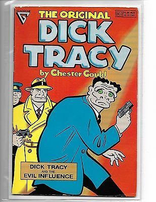 The Original Dick Tracy #2 By Chester Gould Gladstone Comics