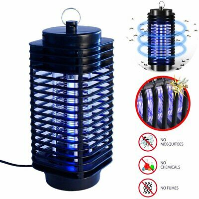 Anti Mosquito Bulb Electric Fly Insect Zapper Killer Control Trap Catcher Lamp