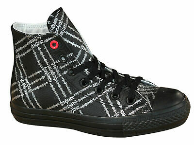 Converse Chuck Taylor All Star Red Edition Hi Top Unisex Trainers 100688 B72D