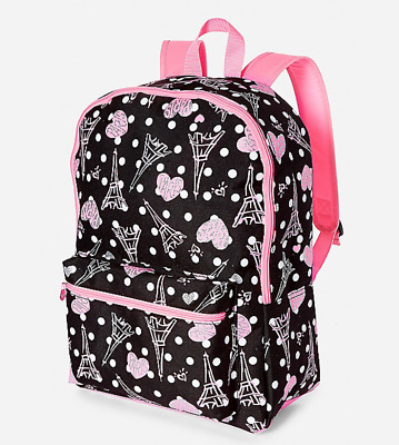 Justice Girl's PARIS Backpack New with Tags