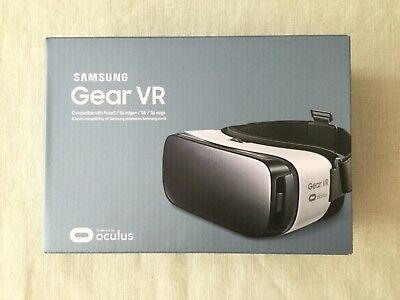 NEW OEM Samsung Gear VR Sm-r324 With Controller for Galaxy S6 Edge S7 OPENBOX