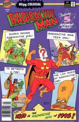 Radioactive Man 80 page Colossal #1 (NM) `95 Various