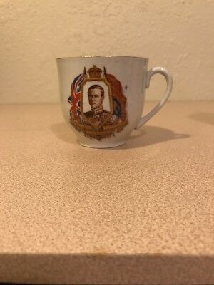 King Edward VIII Coronation Cup or Mug - May 12th, 1937
