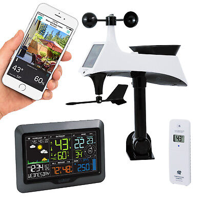 La Crosse Technology Professional V40-PRO Remote Monitoring Weather station