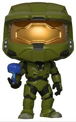 Halo - Master Chief W/ Cortana Funko Pop! Games: Toy