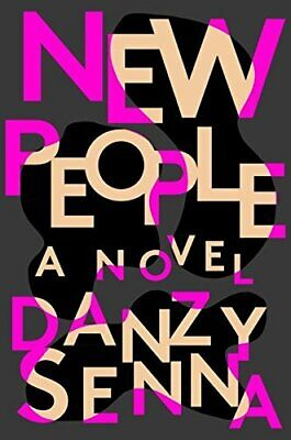 New People by Senna, Danzy Book The Cheap Fast Free Post