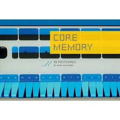 Core Memory Postcard Bk (Postcards) by Mark Richards Diary Book The Fast Free