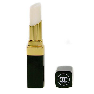 Chanel Rouge Coco Baume Lip Balm Hydrating Conditioning Clear Chapstick