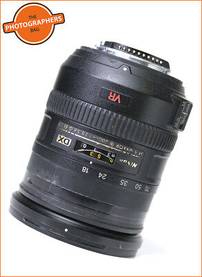 Nikon AF-S 18-200mm f3.5-5.6 G DX VR Lens  Lens + Free UK Post