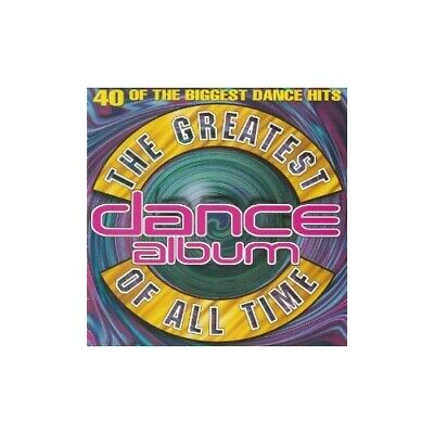 Various - Greatest Dance Album - Various CD EJVG The Cheap Fast Free Post The