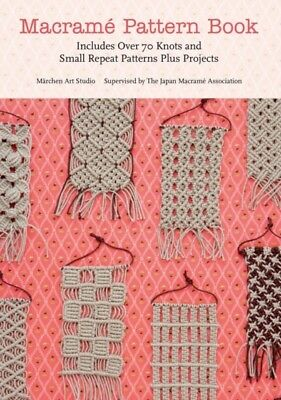 Macrame Pattern Book (Paperback), Marchen Art, 9781250034014