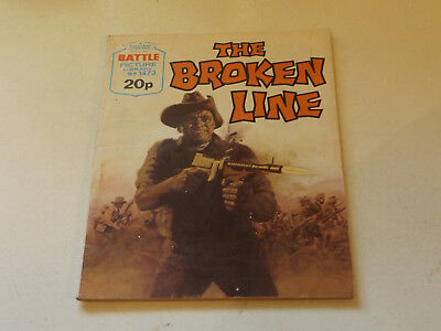 BATTLE PICTURE LIBRARY NO 1473,dated 1981!,V GOOD FOR AGE,VERY RARE,37 yrs old.
