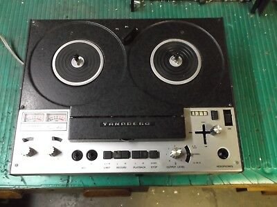 TANDBERG REEL-TO-REEL TAPE Recorder Model 6000X