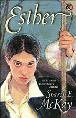 Esther by Sharon E. McKay Book The Cheap Fast Free Post