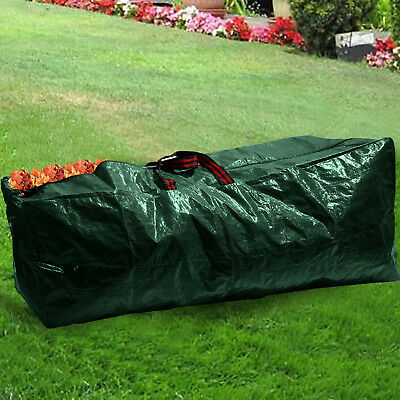 130L Garden Grass Waste Bag Heavy Duty Large Refuse Storage Sacks with Handles