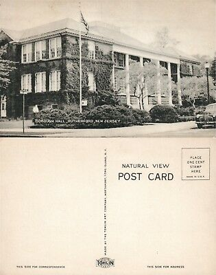 VINTAGE POSTCARD THE Rutherford B  Hayes Residence, Fremont