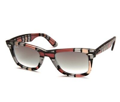 Ray-Ban Original Wayfarer Rare Prints Sunglasses RB2140 5022 1083/32