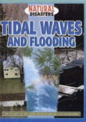 Tidal Waves and Flooding (Natural Disasters) by Walker, J Paperback Book The