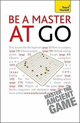 Be a Master at Go: Teach Yourself by Matthews, Charles Paperback Book The Cheap