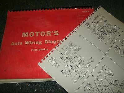 1964 ford wiring diagram manual 11 95 picclick rh picclick com