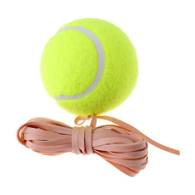 Self-study Practice Training Tool Tennis Ball With String For Tennis Trainer