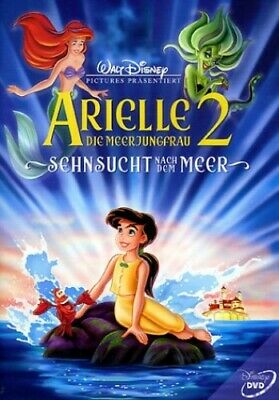 The Little Mermaid II: Return to the Sea - DVD  LNVG The Cheap Fast Free Post