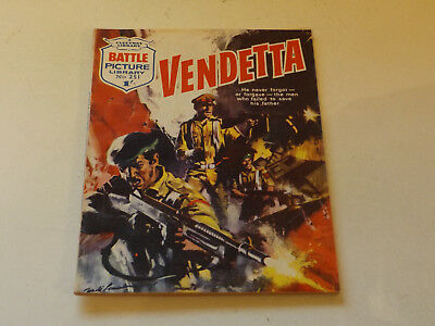 BATTLE PICTURE LIBRARY NO 251,dated 1966!,V GOOD FOR AGE,VERY RARE,52 yrs old.