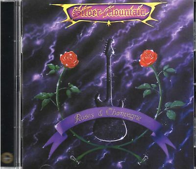 Silver Mountain - Roses & Champagne (1988 Album + 4 Bonus Tracks) 2015 CD (New)