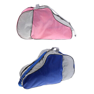 2 Pcs Universal Skate Bag For Ice Skating Roller Skates Inline Roller Blades