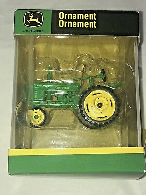 2008 American Greetings JOHN DEERE Tractor Ornament ~ New in Box