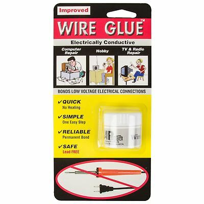 Highly Conductive Wire Glue / Paint for AC/DC - NO Soldering Iron