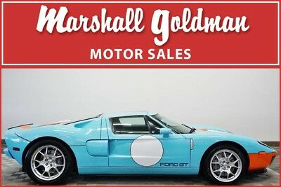 2006 Ford Ford GT  2006 Ford GT Heritage Edition Just as delivered only 21 miles !!!