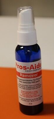 Pros-Aide Remover - 2 oz Bottle - Prosthetic Adhesive Remover