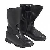Genuine Oem New Can Am Canam Black Spyder Waterproof Riding Boots Size 9