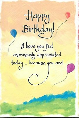 Blue mountain arts greeting card its your birthday and i want you blue mountain arts happy birthdayenormously appreciated birthday card m4hsunfo