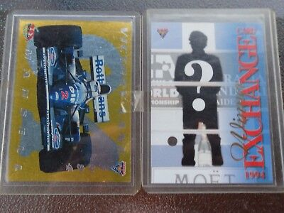NIGEL MANSELL - VICTORY LANE REDEMPTION - 1994 ADELAIDE CARD #1970 of 2500