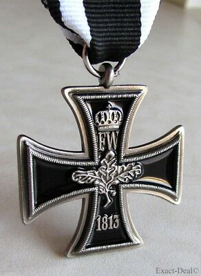Germany German Iron Cross 2nd Class 1813 - 1914 WW I World War 1 Replica
