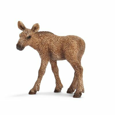 Moose Calf by Schleich; toy/replica/14621/ RETIRED