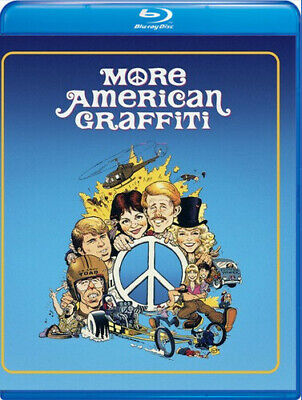 More American Graffiti [New Blu-ray] Manufactured On Demand, Widescreen, Dolby
