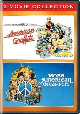 American Graffiti/More American Graffiti 2-movie Collection [New DVD] 2 Pack