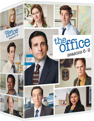 The Office: Season 6 - 9 [New DVD] Boxed Set