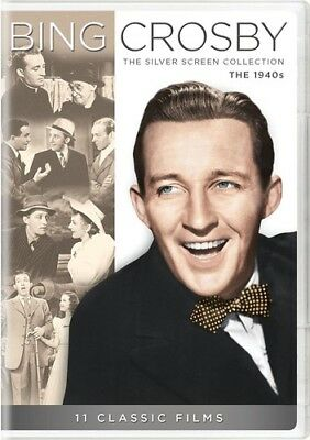 Bing Crosby: The Silver Screen Collection - The 1940s [New DVD] Boxed Set
