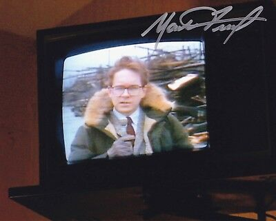 TWIN PEAKS Co-Creator MARK FROST signed photograph - RARE! PIC PROOF!