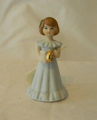 Growing Up Birthday Girls 6 Figurine