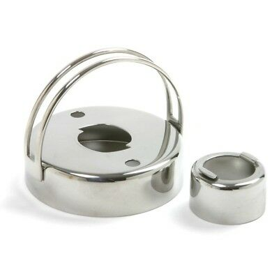 Norpro Stainless Steel Cookie Donut Linzer Biscuit Cutter Doughnut Maker 3496