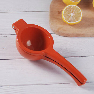 Kitchen Metal Fruit Lemon Orange Citrus Hand Press Squeezer Juicer Bar Tool