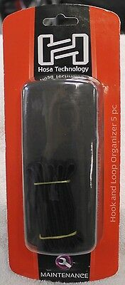 Hosa Technology Hook And Loop Cable Organizer (5 Piece) Wti-148G