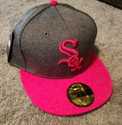 brand new e20b0 c46f1 ... germany chicago white sox 2017 mothers day new era 59fifty fitted hat  mlb size 7 3